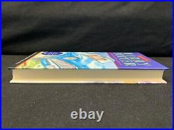 1998 Signed 1st Edition 5th Print UK Harry Potter and the Chamber of Secrets HC