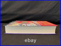1st LP Edition, 1st Print UK Hardcover Harry Potter and the Philosopher's Stone