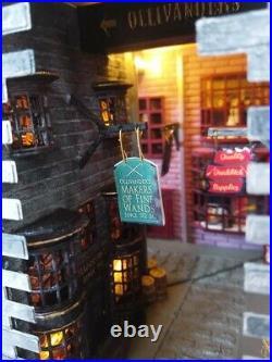Book nook Diagon Alley (chemin de traverse) Harry Potter