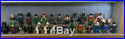 Full Complete Collection 26 Original Lego Batman Minifigures DC Superheroes