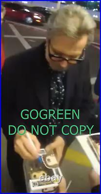 Gary Oldman signed Sirius Black funko pop vinyl Harry Potter poster photo BAS