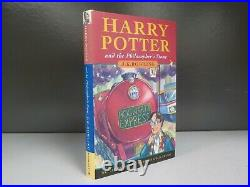 Harry Potter And The Philosophers Stone J K Rowling 10th Print 1997 ID877