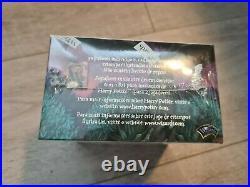 Harry Potter Base Booster Box Portuguese original sealed Good condition
