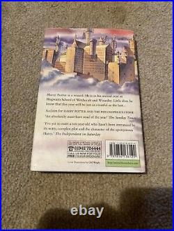 Harry Potter Chamber Of Secrets Ted Smart HB 1st Edition 1st Print JK Rowling
