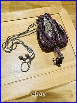 Harry Potter Hermiones Beaded Bag Noble Collection (ORIGINAL discontinued)