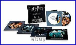 Harry Potter I-v Original Motion Picture Soundtrack 10 Vinyl Lp New