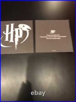 Harry Potter Original Motion Picture Soundtracks 1-5 Picture Discs Vinyl Lp NM