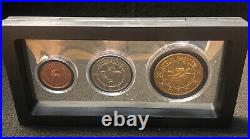Harry Potter Sorcerers Stone Three Coin Set Movie Prop