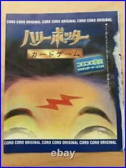 Harry Potter Trading Card Game promo CORO CORO ORIGINAL 2001