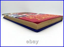 Harry Potter and the Philosophers Stone First Edition 13th J. K. ROWLING 1997