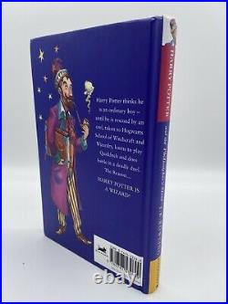 Harry Potter and the Philosophers Stone First Edition 17th J. K. ROWLING 1997