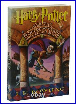 Harry Potter and the Sorcerer's Stone JK ROWLING Advance Reader's Edition Proof