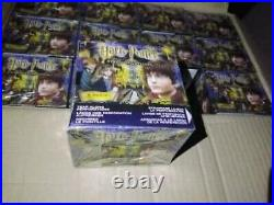 Harry Potter and the philosopher's stone 24 Boxes Panini Original