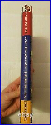 Harry Potter & the Philosopher's Stone -1st edition 2nd 1997 Very Rare