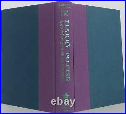 J K Rowling / Harry Potter and the Prisoner of Azkaban Signed 1st #2101001