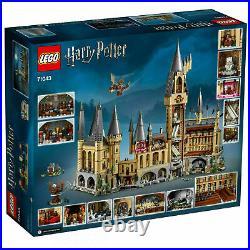 Lego Harry Potter Schloss Hogwarts (71043) Versiegelt Original Verpackt Ovp Neu