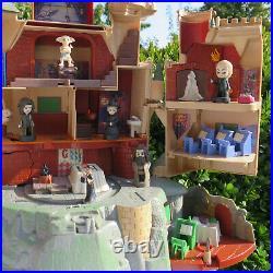 MINI Polly Pocket Harry Potter Original Figur Hogwarts Schloss SOUND Warner Bros