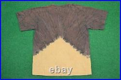 Original Harry Potter Fluffy Dog Tie Dye Tee Shirt Movie Promo Vintage