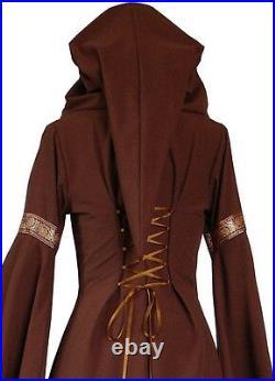 Original aus DE Mittelalter Renaissance Kleid Gewand Kostüm Sarah Maßanfertigung