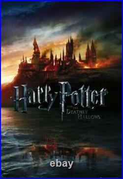RARE Harry Potter Movie Franchise HOGWARTS School Set Piece Full Scale Prop