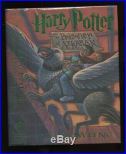 Rowling, J. K. Harry Potter All 7 in HB/DJ (6 1st printing 1st ed) + Beedle