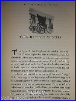SIGNED J K ROWLING Harry Potter & The Goblet of Fire July 2000-1st US Ed HB