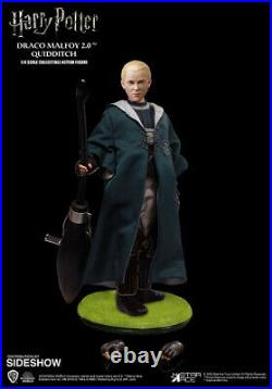 Star Ace Toys 1/6 12 SA0017A Harry Potter Draco Malfoy Quidditch Twin Pack Set